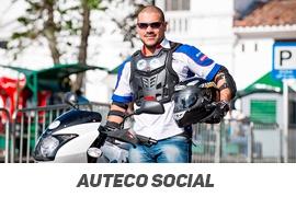 Iniciativas de Auteco social llegaron a más de 70.000 personas en 2016