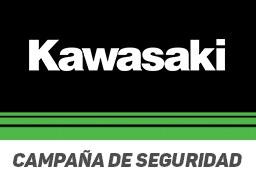CAMPAÑA DE SEGURIDAD EN MOTOCICLETAS MARCA KAWASAKI REFERENCIA NINJA 300.
