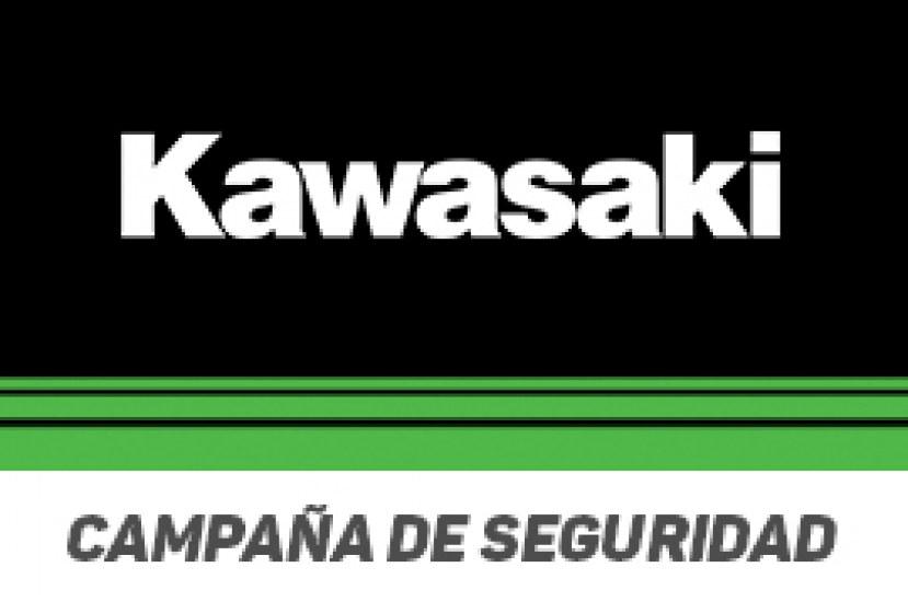 CAMPAÑA DE SEGURIDAD EN MOTOCICLETAS MARCA KAWASAKI REFERENCIAS KLX110.