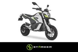 Trotter es la nueva motocicleta eléctrica de Starker