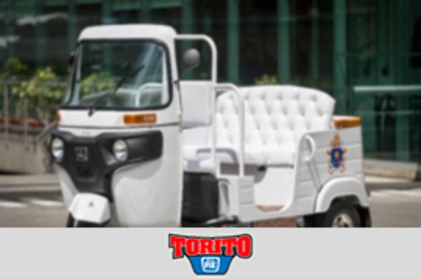 El Papa Francisco usará un motocarro de Auteco en su visita a Medellín