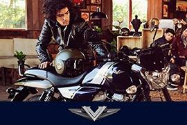 Con un concepto retro y un estilo único, Bajaj presenta en Colombia su nueva moto