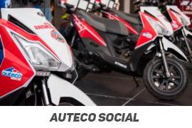 Las motos que salvan vidas en Antioquia