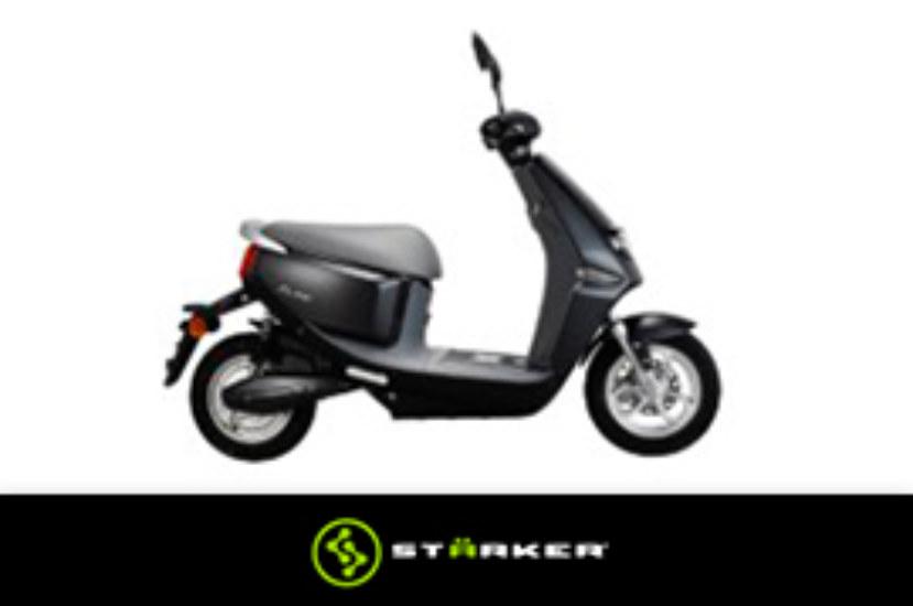 Stärker Cubix: la scooter eléctrica con diseño tecnológico y minimalista