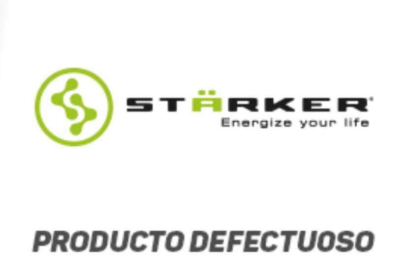 PRODUCTO DEFECTUOSO BICICLETAS ELÉCTRICAS MARCA AUTECO ELECTRIC STÄRKER REFERENCIA FOLD Y FOLD R.
