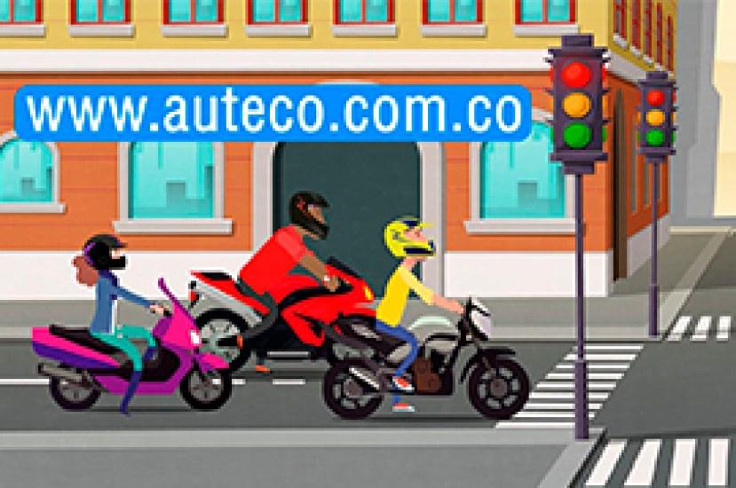 En Colombia ya se compran motos por internet