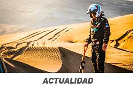 LOS PILOTOS SALAZAR YA INICIARON SU PREPARACIÓN PARA EL RALLY DAKAR 2019