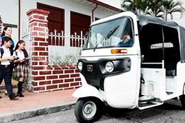Motocarros, una forma de seguir progresando de la mano de Auteco