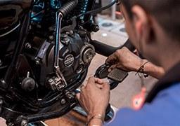 ¿Qué hago si perdí el certificado de revisión tecno mecánica de mi moto?