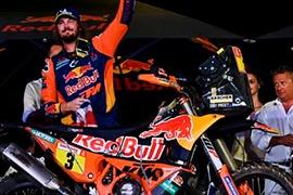 La familia KTM, consideradas las mejores motos del mundo