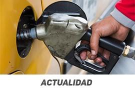 Precio de la gasolina en Medellín para enero bajó $63