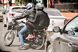 Motos no pueden usarse como medio de transporte público, advierte la ANSV