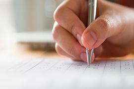 ¿Cómo es el examen teórico para sacar licencia de conducir?