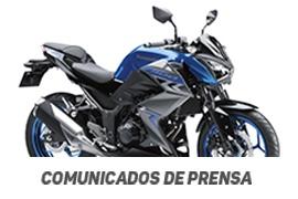 Se lanzan 100 unidades de edición limitada de  Kawasaki Z300 para Colombia