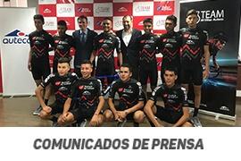 Team AV Villas – Auteco: unión de dos grandes por el ciclismo colombiano