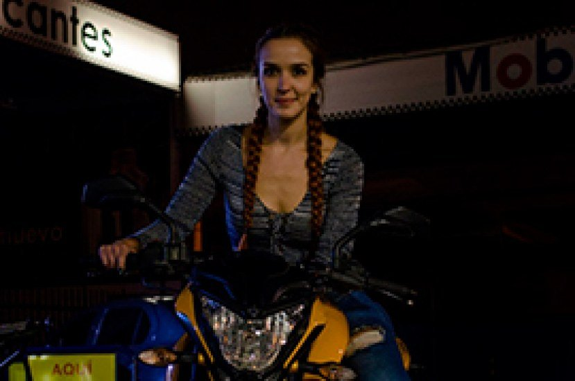 Hablemos de la pasión por las motos Pulsar con María Alejandra