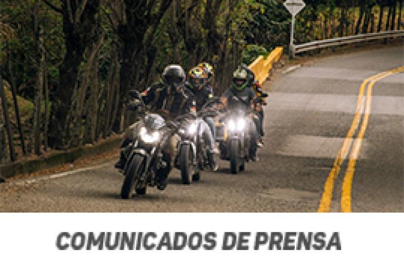 Disfrute de la Semana Santa viajando seguro en su  motocicleta