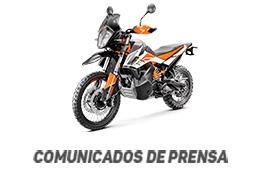 KTM lleva la aventura en motos al siguiente nivel con las nuevas Adventure