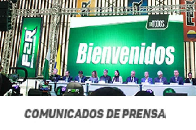 MOTOCICLISTAS Y SECTOR PRIVADO FIRMAN EL PRIMER MANIFIESTO DEL MOTOCICLISTA EN COLOMBIA.