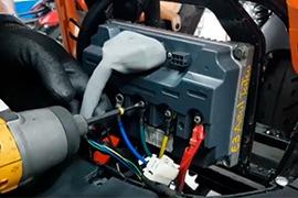 ¿Cómo cambiar la llanta de tu moto eléctrica?
