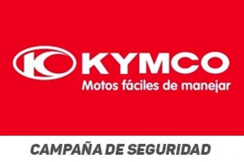 CAMPAÑA DE SEGURIDAD: VERIFICACIÓN  Y POSICIONAMIENTO ADECUADO DEL RAMAL ELÉCTRICO DE LA MOTOCICLETA MARCA KYMCO, REFERENCIA TWIST 125 Y MODELO 2019
