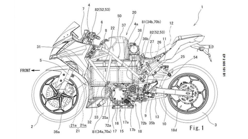 Podría Ser La Ninja Una Moto Eléctrica Auteco