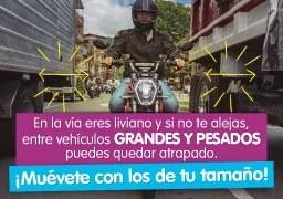 MUÉVETE CON LOS DE TU TAMAÑO: TIPS PARA CONDUCIR ENTRE VEHÍCULOS PESADOS.