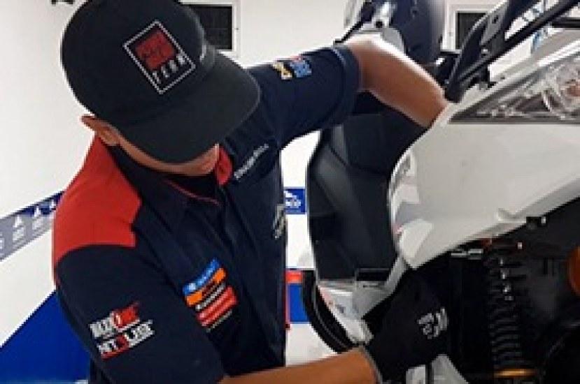 Aprende a cambiar la llanta de tu moto eléctrica – Avanti 2.0