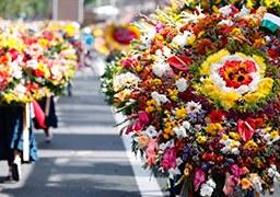 Cierres viales del último fin de semana de la Feria de las Flores