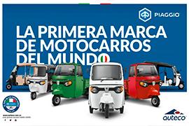 ¡El papá de los motocarros llega a Colombia de la mano de Auteco!