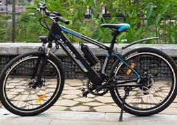 Auteco Sport 2.0, una bicicleta eléctrica robusta para la ciudad