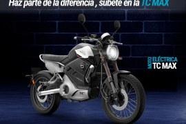Llega a Colombia una de las motos eléctricas más potentes del mundo