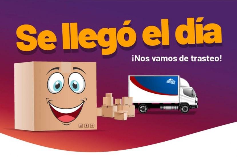 ¡Excelente noticia! Comienza nuestro trasteo a Viva Palmas