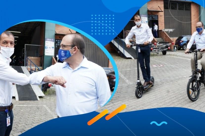 Auteco Mobility, una empresa emblemática de Itagüí