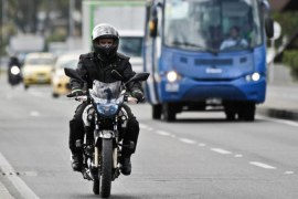 5 recomendaciones para motociclistas que deberán recorrer las calles durante el aislamiento preventivo