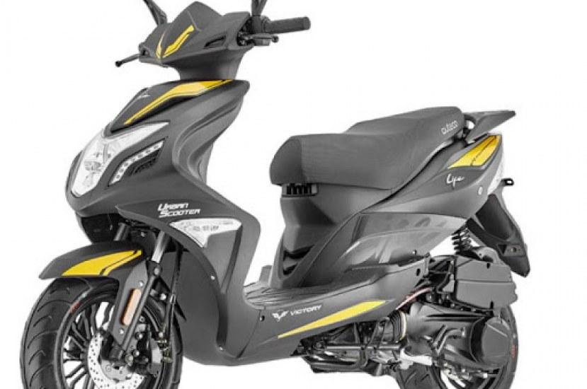 Victory ZS125, la nueva apuesta de Auteco Mobility en el segmento Scooter