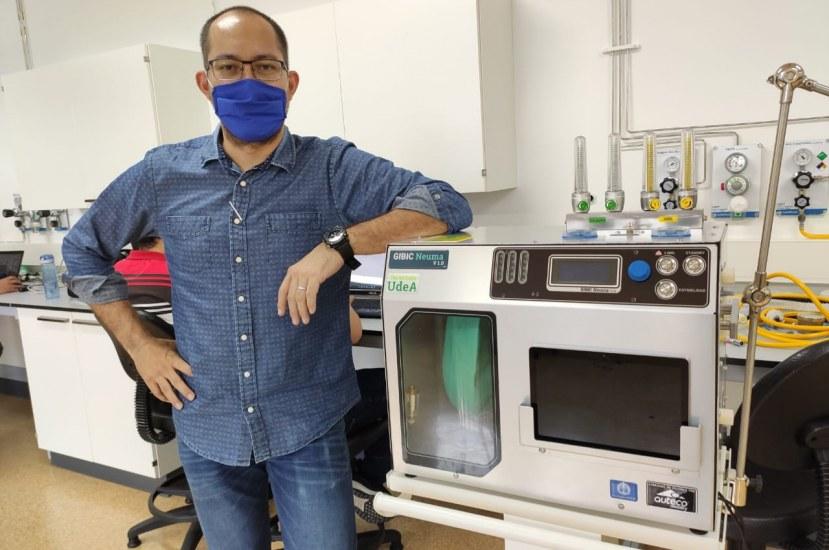 Avanzan las pruebas de nuestros ventiladores mecánicos