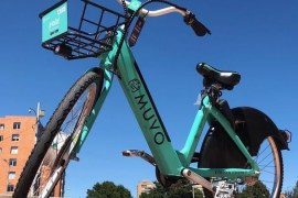 MUVO cierra ronda de inversión para poner más bicicletas eléctricas compartidas en el país