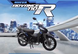 AVANZA HACIA EL FUTURO CON LA MOTO MOPED VICTORY ADVANCE R110