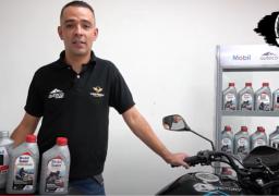 ¿Qué aceite debe usar mi moto?