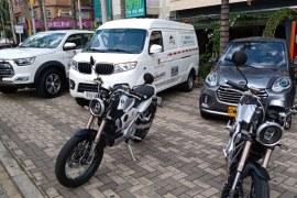 Auteco Mobility y la Alcaldía de Envigado avanzan para promover la movilidad eléctrica en el municipio