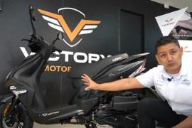 Motos scooter: características y ventajas