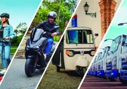Tras un exitoso 2020, Auteco Mobility continúa su liderazgo y se consolida con el portafolio más amplio de movilidad en el país