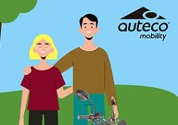 En AutecoMobility.com Juan y su novia lograron comprar la moto que estaban buscando.