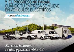 Movilidad eléctrica, clave en la productividad de las empresas y la transformación de las ciudades