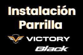 APROVECHA AL MÁXIMO TU VICTORY BLACK COMPRANDO LA PARRILLA NITRUS